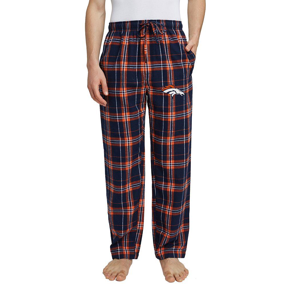Men's Denver Broncos Fleece Lounge Pants
