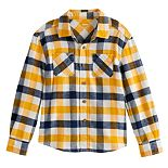 Boys 4-12 SONOMA Goods for Life? Flannel Shirt