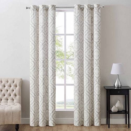 The Big One® 2-Pack Madalyn Decorative Window Curtains
