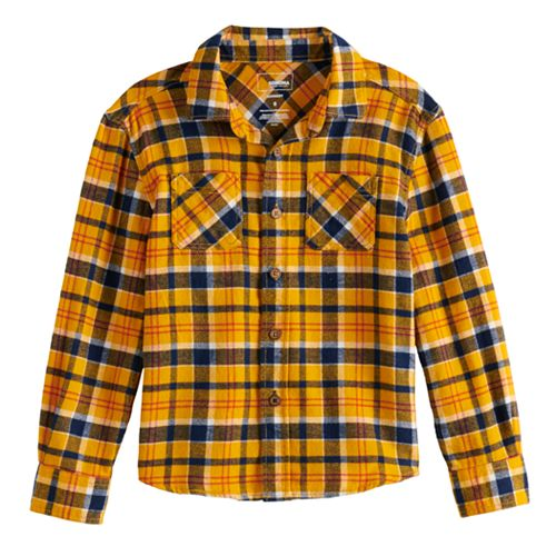 Boys 4-12 SONOMA Goods for Life™ Flannel Shirt