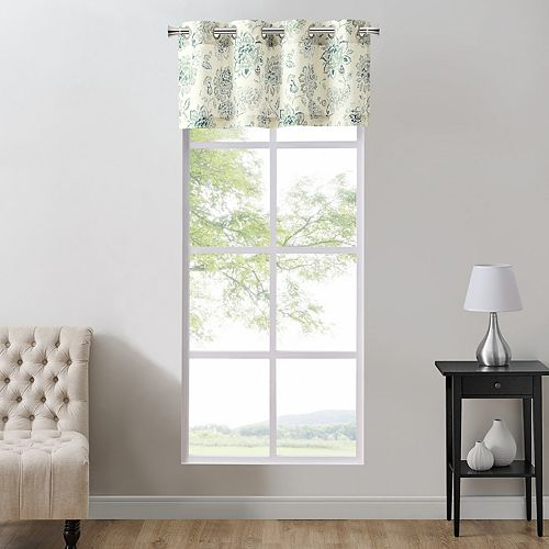 The Big One® Sophia Floral Window Valance