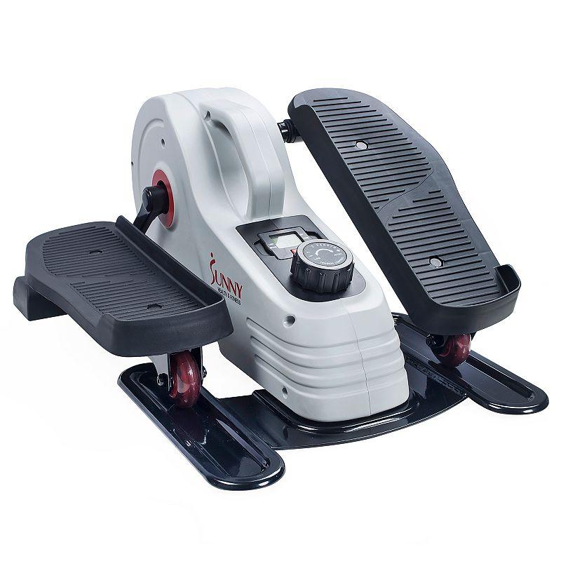 Sunny Health and Fitness Magnetic Under Desk Elliptical