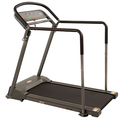 Sunny Health & Fitness Recovery Walking Treadmill w/ Low Pro Deck