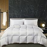 Hotel Suite White Goose Light Warmth Comforter