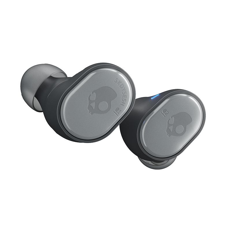 Groove to the music with these Skullcandy Sesh True Wireless Moab Earbuds. Groove to the music with these Skullcandy Sesh True Wireless Moab Earbuds. Listen to music on any Bluetooth enabled device Long battery life Convenient wireless design IP55 sweat, water & dust resistant WHAT\\\'S INCLUDED Earbuds Micro USB charging cable Charging case 185mm x 107mm x 41 mm Weight: .131 lbs. Rechargeable lithium polymer battery Battery life: 10 hrs. Battery charge time: 1.5 hrs. Wireless: Bluetooth 5.0 Water resistant Wireless range: 30m Manufacturer\\\'s 120-day limited warrantyFor warranty information please click here Model no. S2TDW Size: One Size. Color: Black. Gender: unisex. Age Group: adult.