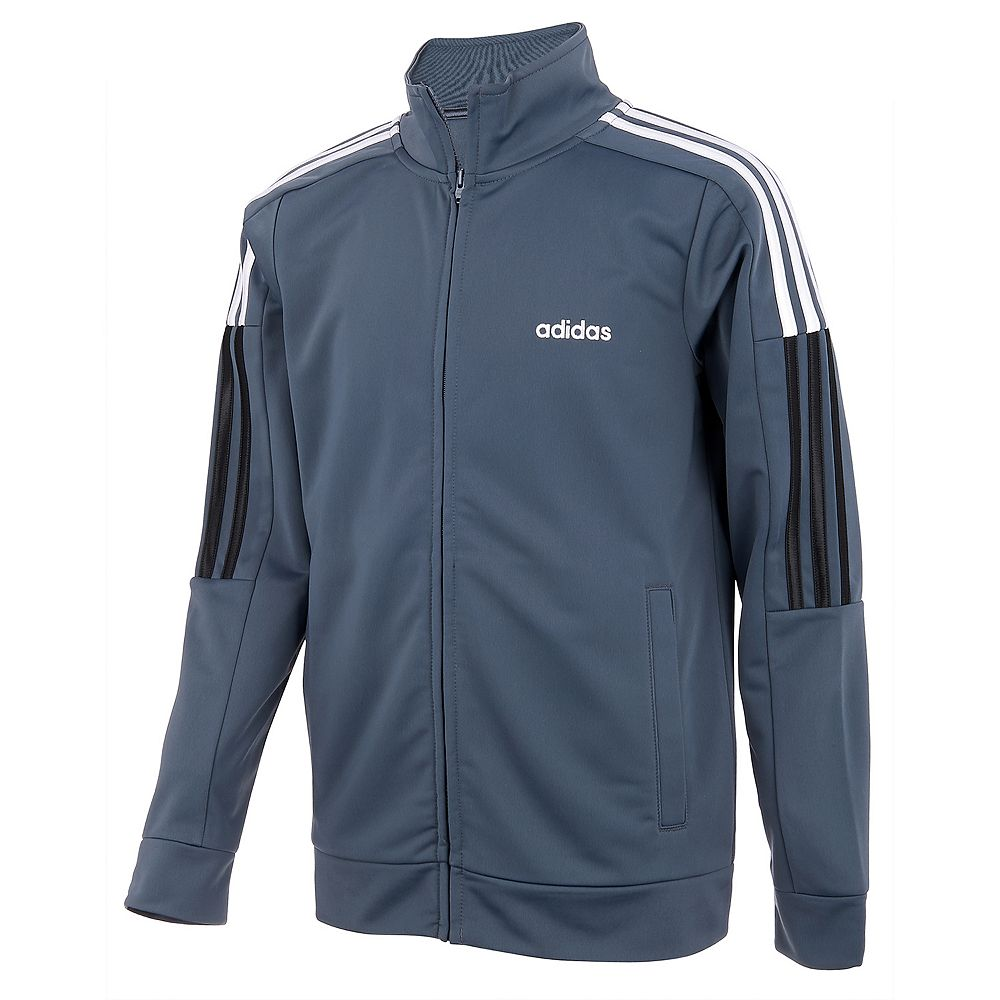 Boys 8-20 adidas Core Tricot Jacket