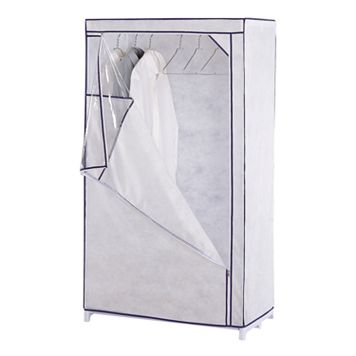 Neu Home Clear-Window Wardrobe