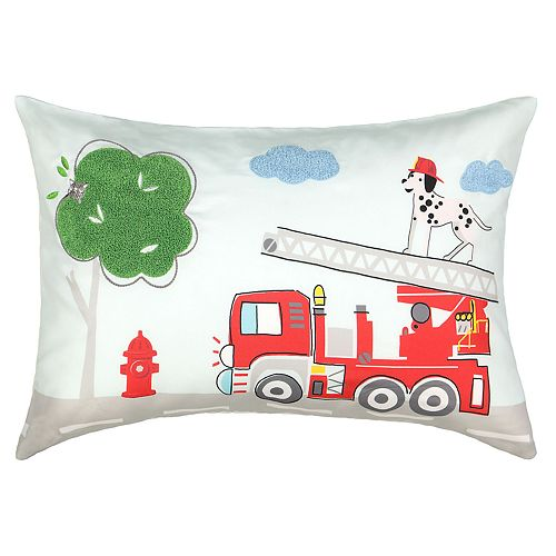 Waverly Kids Hero Squad Embroidered Decorative Pillow