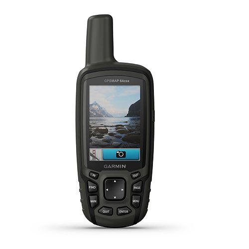 Garmin GPSMAP 64csx Handheld GPS