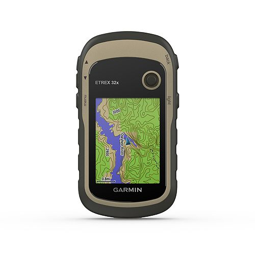 Garmin eTrex 32x Rugged Handheld GPS with Compass & Barometric Altimeter
