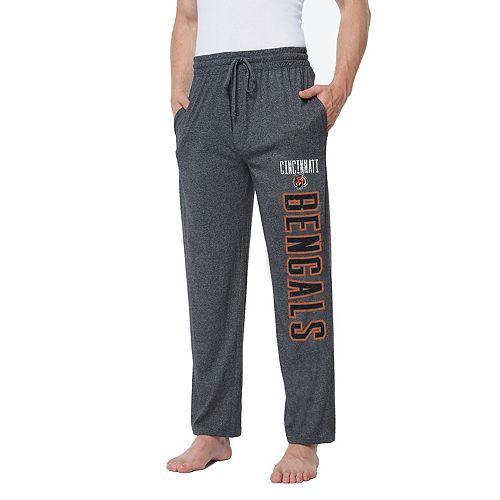 Men's Cincinnati Bengals Quest Knit Pants
