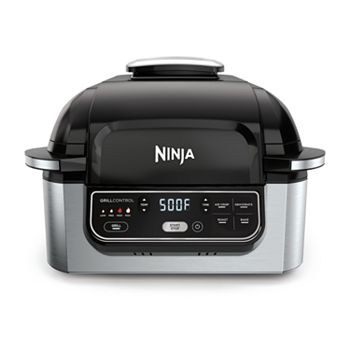 Ninja Foodi 5-in-1 Indoor Grill with Air Fry + $25 Kohls Rewards
