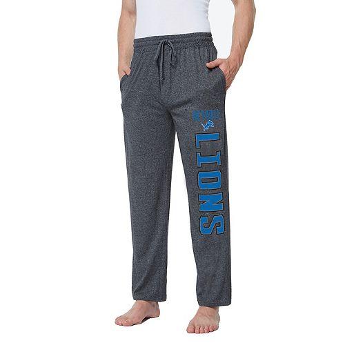 Men's Detroit Lions Quest Knit Pants