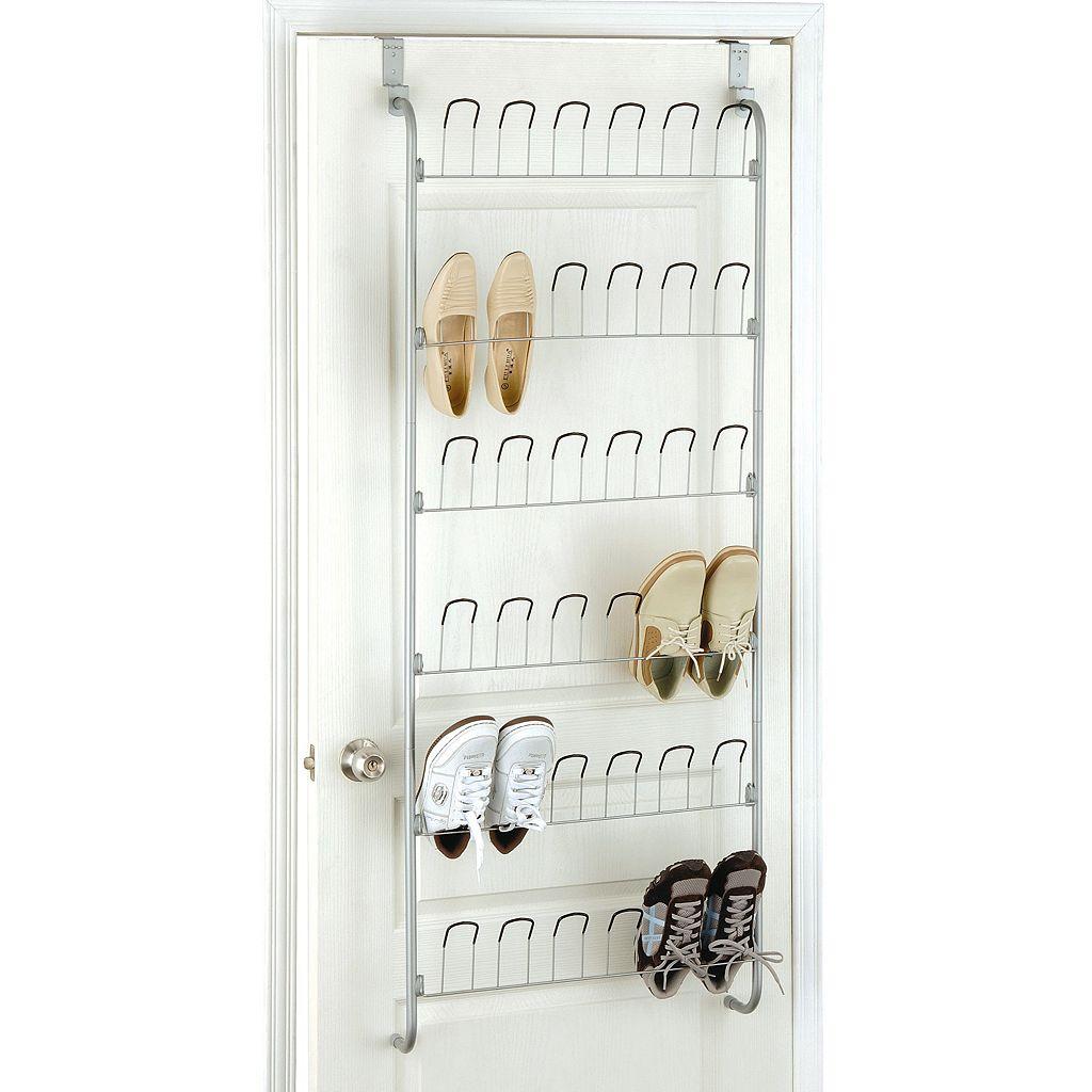 Neu Home Over-the-Door 18-Pair Shoe Organizer