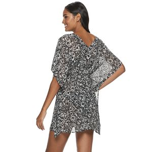 Women's Apt. 9® Floral Caftan Cover-Up