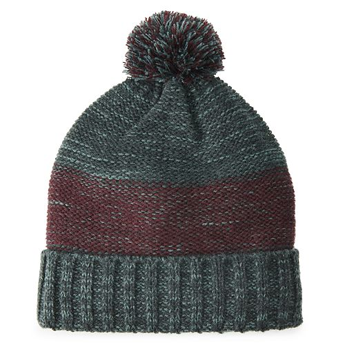 Men's Urban Pipeline™ Knit Striped Beanie