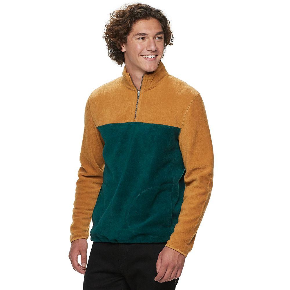 Men's Urban Pipeline™ Quarter-Zip Fleece Pullover