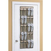 Neu Home Over-the-Door 20-Pocket Shoe Organizer