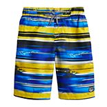 Boys 8-20 ZeroXposur Printed Swim Trunks