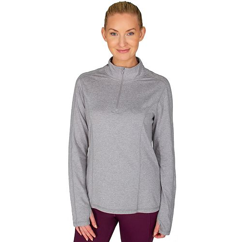 Women's Jockey Sport Canyon Half-Zip Top