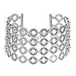 Simply Vera Vera Wang Circle Cuff Bracelet