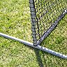 Skywalker Sports Competitive Series 6-ft. L-Shaped Pitchers Screen