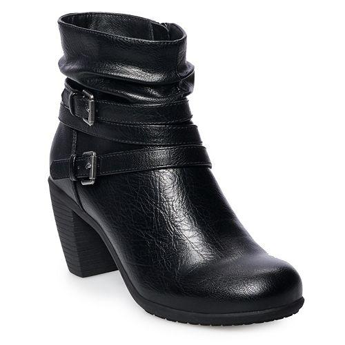Croft & Barrow® Marta Women's Ankle Boots