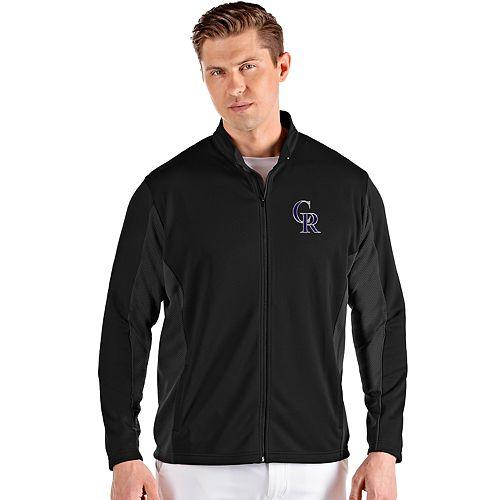 Men's Colorado Rockies Full Zip Jacket