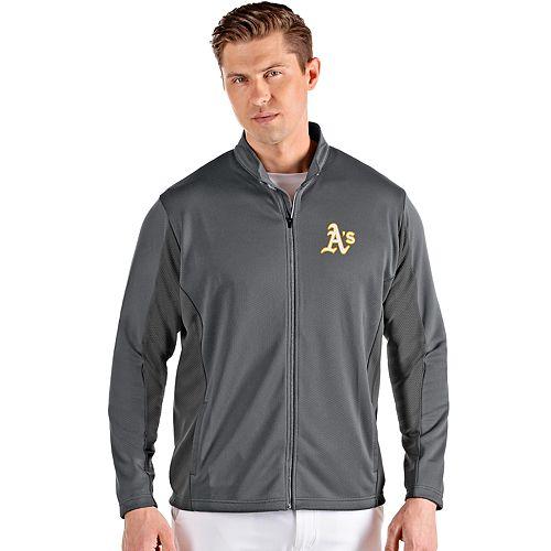 Men's Oakland Athletics Full Zip Jacket