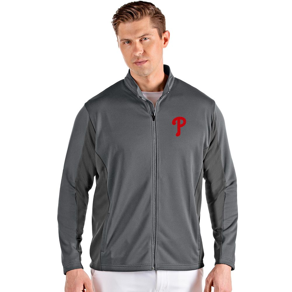 Men's Philadelphia Phillies Full Zip Jacket