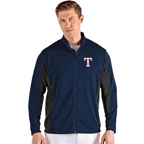 Men's Texas Rangers Full Zip Jacket