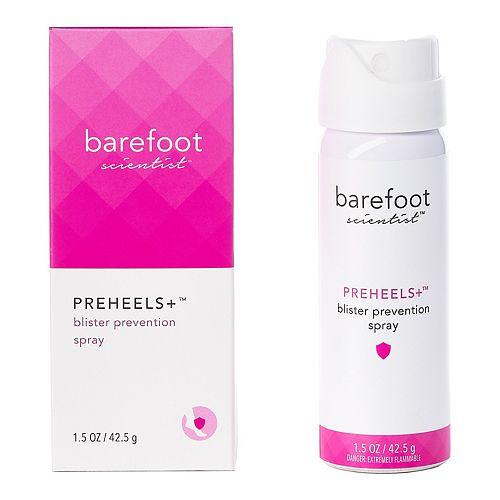 Barefoot Scientist PreHeels+® Blister Prevention Spray