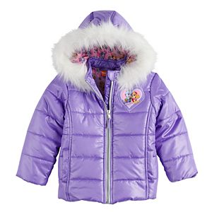 Toddler Girl Dreamwave Paw Patrol Puffer