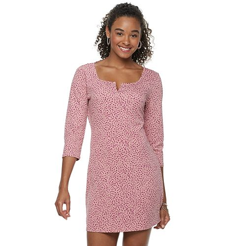 Juniors' Candie's® Lace Bodycon Dress