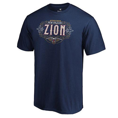 Men's New Orleans Pelicans Zion Williamson Tee