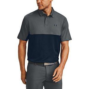 Men's Under Armour Colorblock Performance 2.0 Golf Polo