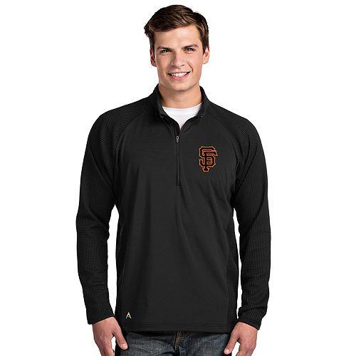 Men's San Francisco Giants Sonar 1/4-Zip Pullover