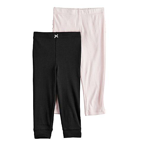 Baby Girl Carter's 2-Pack Pants