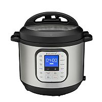 Deals on Instant Pot Duo Nova 7-in-1 Pressure Cooker 8-QT + $10 Kohls Cash