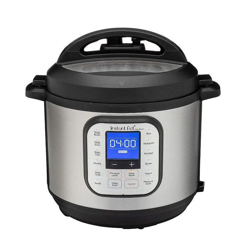 Instant Pot Duo Nova 6-Qt. 7-in-1, One-Touch Multi-Cooker