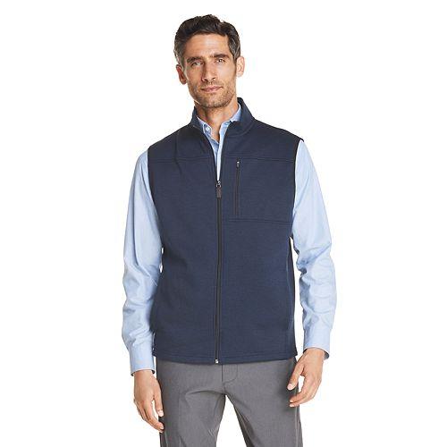 Men's IZOD Premium Essentials Sweater Fleece Vest