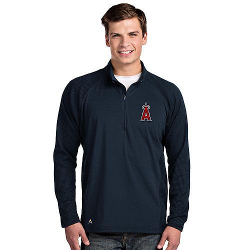 Men's Los Angeles Angels of Anaheim Sonar 1/4-Zip Pullover