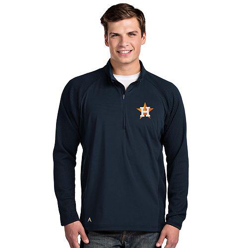 Men's Houston Astros Sonar 1/4-Zip Pullover