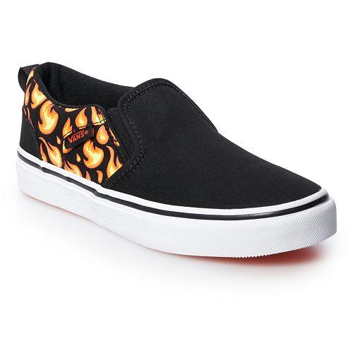 Vans Asher Kids' Skate Shoes