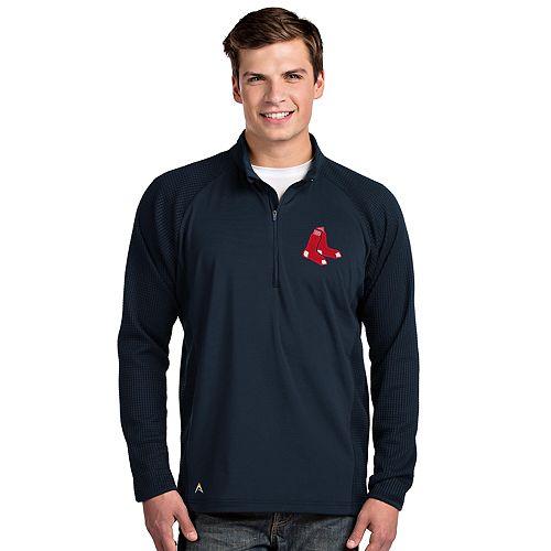 Men's Boston Red Sox Sonar 1/4-Zip Pullover