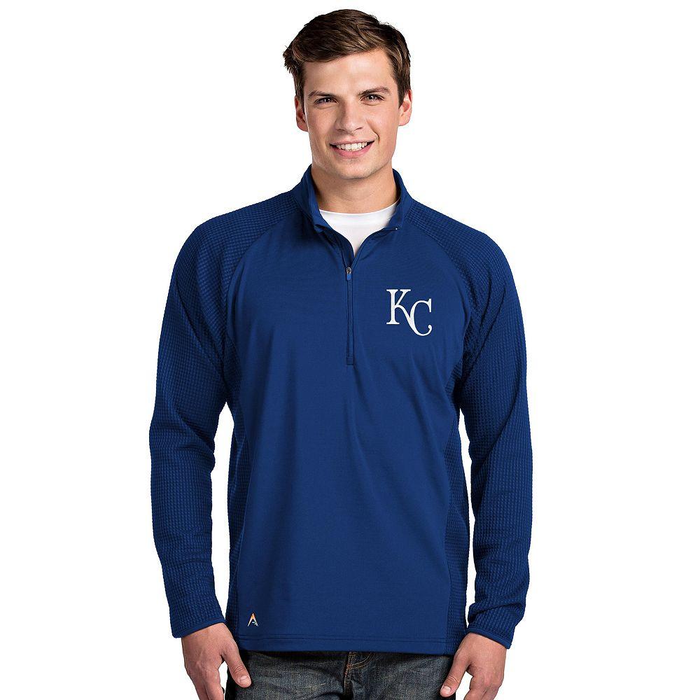 Men's Kansas City Royals Sonar 1/4-Zip Pullover