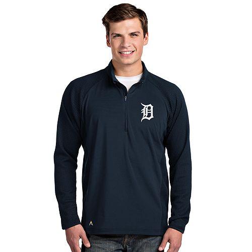 Men's Detroit Tigers Sonar 1/4-Zip Pullover