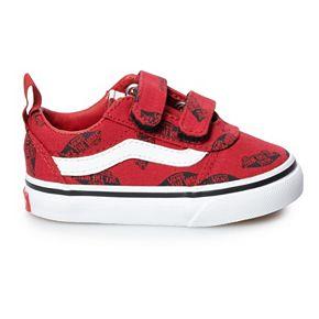 Vans Vans Ward V Toddler Skate Shoes