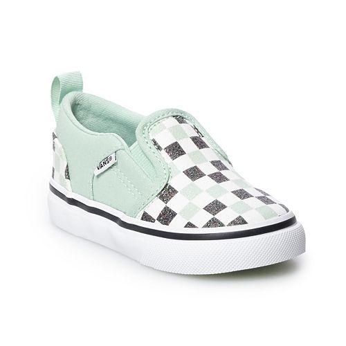 Vans Vans Asher V Toddler Skate Shoes