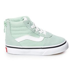 Vans Vans Ward Hi Zip Toddler Skate Shoes